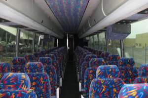 Bus Interior Refurbishing